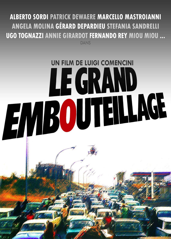 Le grand embouteillage = Ingorgo - una storia impossibile (L') / Luigi Comencini, réal. | Comencini, Luigi (1916-2007). Réalisateur. Scénariste