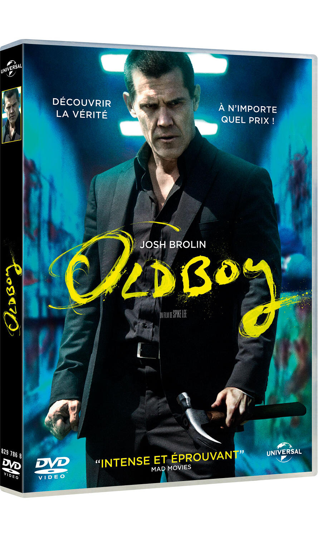 Oldboy / Spike Lee, réal. | Lee, Spike. Réalisateur