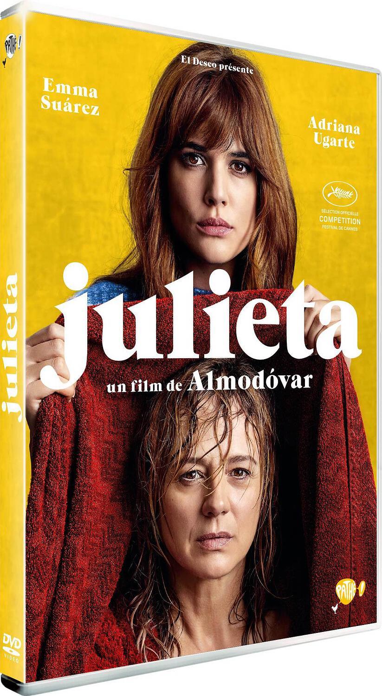 Julieta / un film de Pedro Almodóvar | Almodóvar, Pedro (1949-....). Metteur en scène ou réalisateur. Scénariste