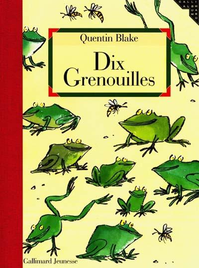 Dix grenouilles |