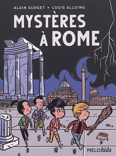 Mystères à Rome