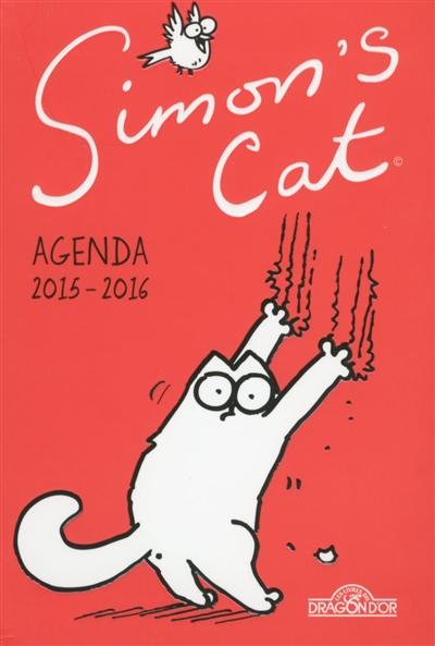 Simon's cat : agenda 2015-2016