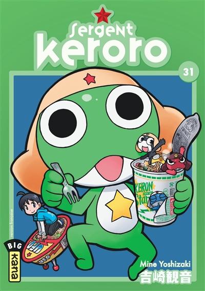 Sergent Keroro. Vol. 31
