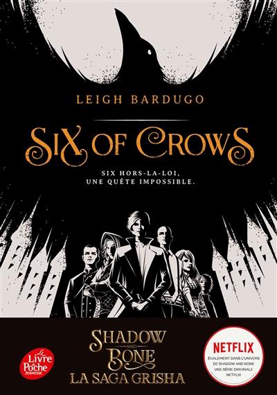 Six of crows. 1 | Bardugo, Leigh. Auteur