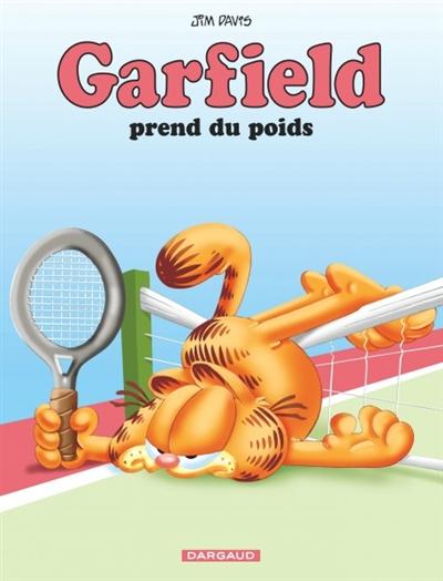 Garfield . 1 = Garfield prend du poids / Jim Davis | Davis, Jim. Auteur