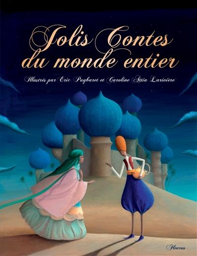 Couverture de : Jolis contes du monde entier, Baba Yaga