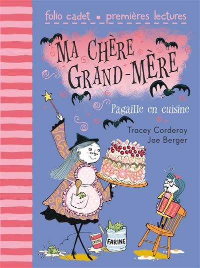 Pagaille en cuisine / Tracey Corderoy | Corderoy, Tracey. Auteur