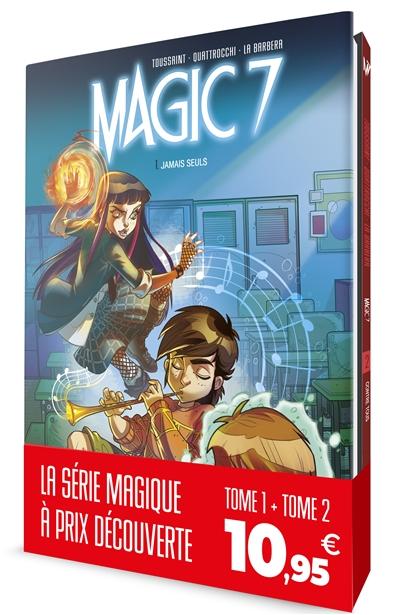 Magic 7 : bipack T1 + T2