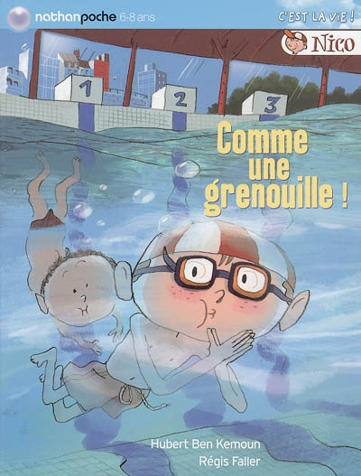 Comme une grenouille / Hubert Ben Kemoun | Ben Kemoun, Hubert (1958-....). Auteur