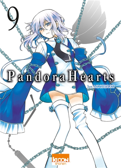 Pandora hearts. 9 | Jun Mochizuki. Auteur