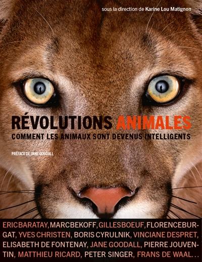 Révolutions animales : comment les animaux sont devenus intelligents ? |
