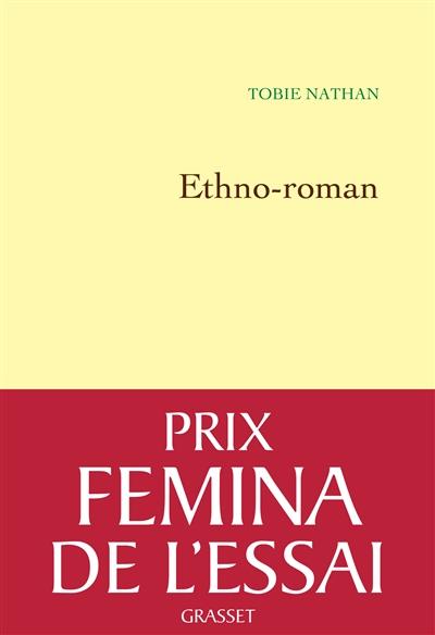 Ethno-roman | Nathan, Tobie (1948-....). Auteur