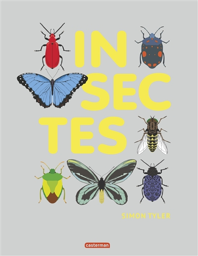 Insectes / Simon Tyler | Tyler, Simon. Auteur