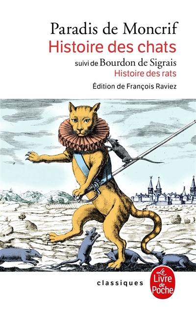 Histoire des chats.