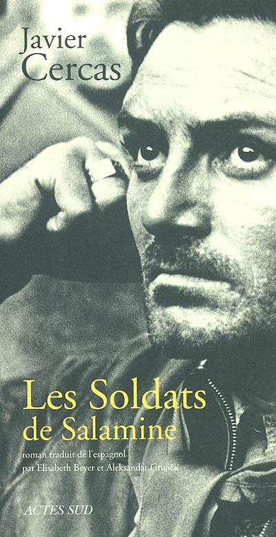 Les soldats de Salamine | Cercas, Javier . Auteur