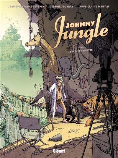 Johnny Jungle. Vol. 2