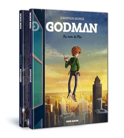 Godman : pack tomes 1 et 2