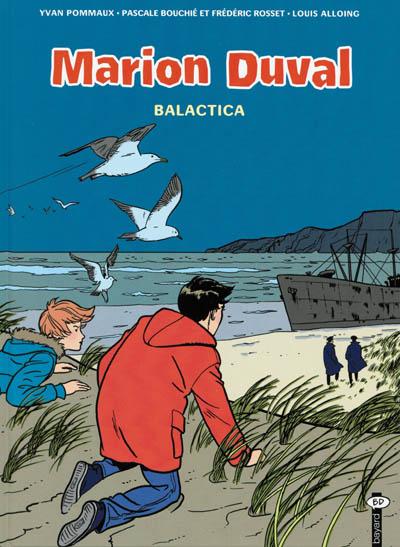 Marion Duval Tome 23 : balactica | Bouchié, Pascale, auteur