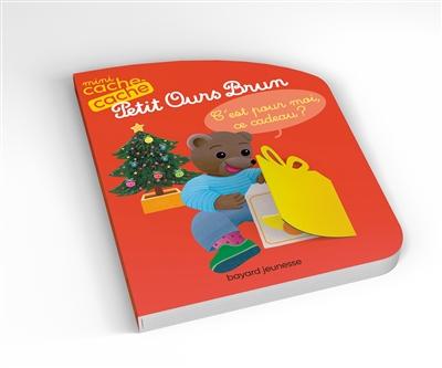Mini cache-cache Petit Ours Brun : c'est pour moi ce cadeau ?