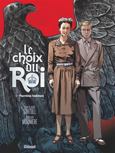 Première trahison | Jean-Claude Bartoll, Auteur