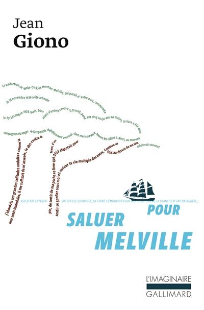 Pour saluer Melville