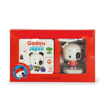 Gadou découvre le Japon