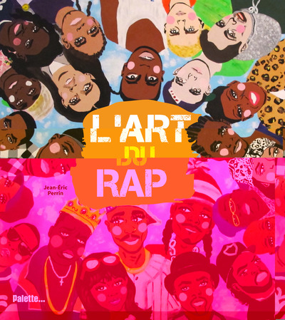L'art du rap / Jean-Eric Perrin | Perrin, Jean-Eric. Auteur