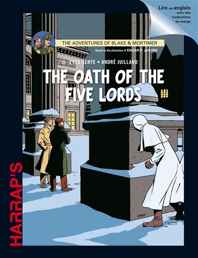 The Oath of the Five Lords   Sente, Yves (1964-....) - Scénariste de bandes dessinées. Scénariste