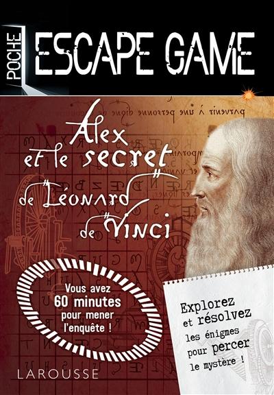 Alex et le secret de Léonard de Vinci