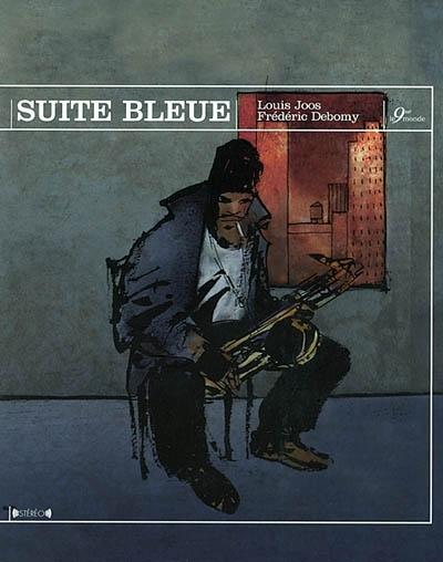 Suite bleue | Joos, Louis (1940-....). Illustrateur