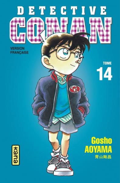 Détective Conan. 14 / Gosho Aoyama | Aoyama, Gōshō (1963-....). Auteur