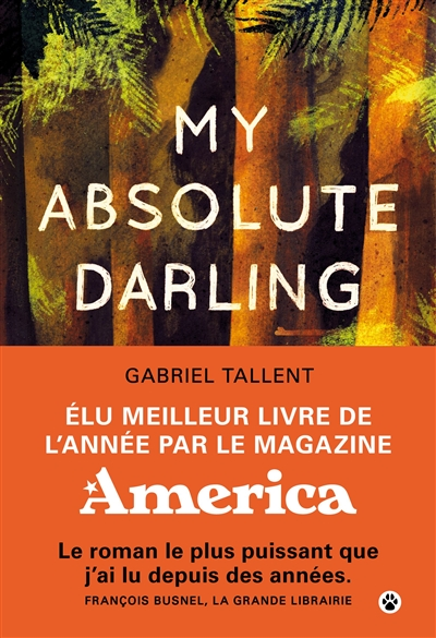 Couverture de : My absolute darling