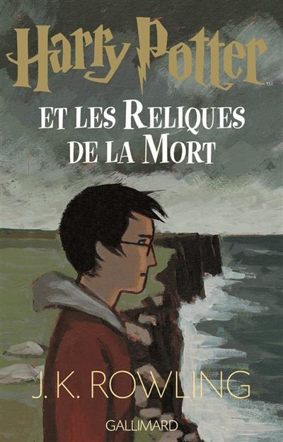Harry Potter et les reliques de la mort   J. K. Rowling (1965-....). Auteur