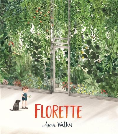 Florette / de Anna Walker   Walker, Anna (1970-....). Auteur