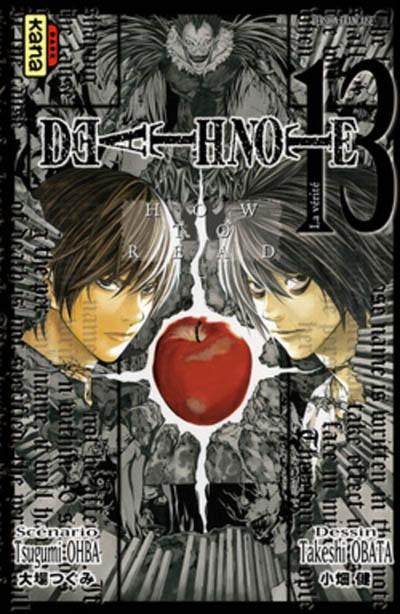 Death note. 13 : manga / scénario Tsugumi Ohba | Ohba, Tsugumi. Auteur