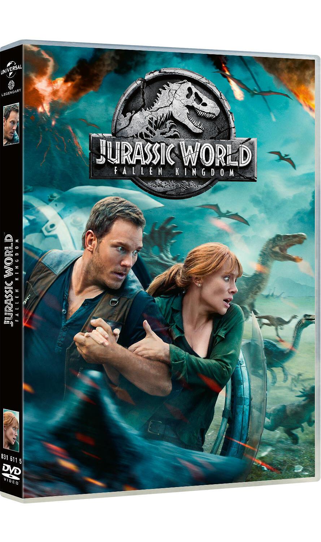 Jurassic world : Fallen kingdom / un film de Juan Antonio Bayona | Bayona, Juan Antonio. Metteur en scène ou réalisateur