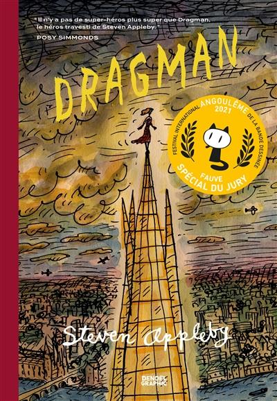 Dragman : un roman | Appleby, Steven. Auteur