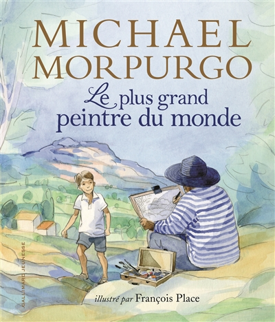 plus grand peintre du monde (Le) | Morpurgo, Michael (1943-....). Auteur