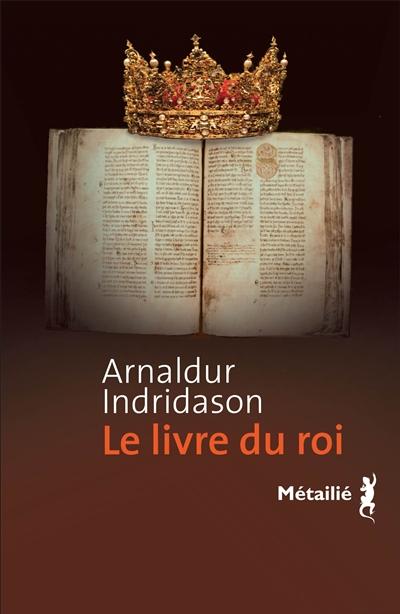 Couverture de : Le livre du roi