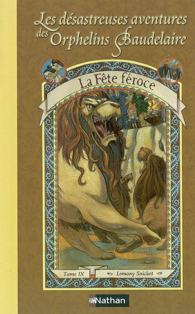 Fête féroce (La) | Snicket, Lemony (1970-....)