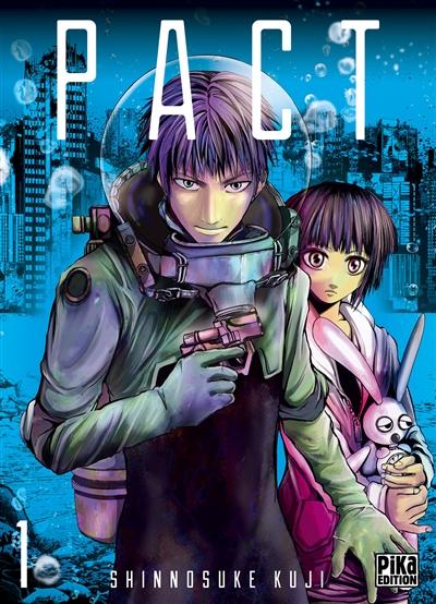Pact. 01 / Shinnosuke Kuji | Kuji, Shinnosuke. Auteur