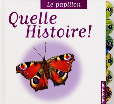 Le papillon | Albouy, Vincent, auteur