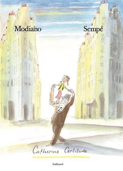 Catherine certitude | Modiano, Patrick (1945-....). Auteur