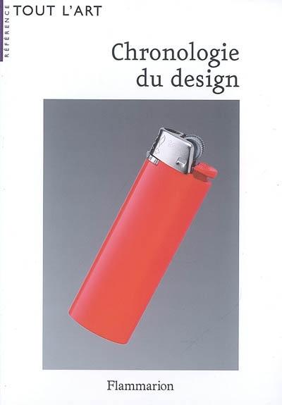 Chronologie du design | Laurent, Stéphane (1966-....). Auteur