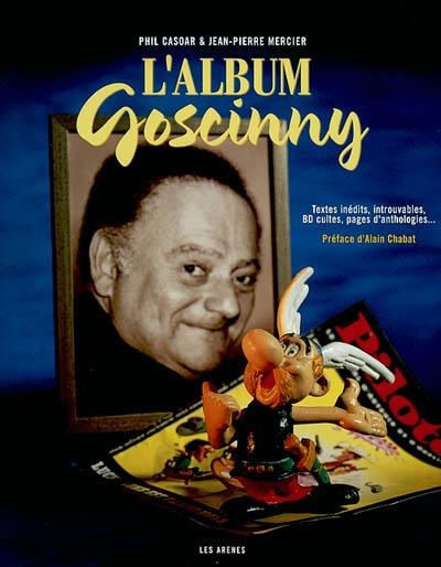 Album Goscinny (L') | Casoar, Phil. Auteur