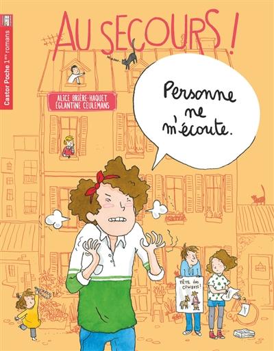 Au secours ! | Alice Brière-Haquet (1979-....). Auteur