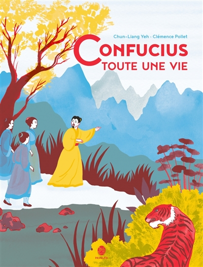 Confucius, toute une vie | Chun-Liang Yeh, Auteur