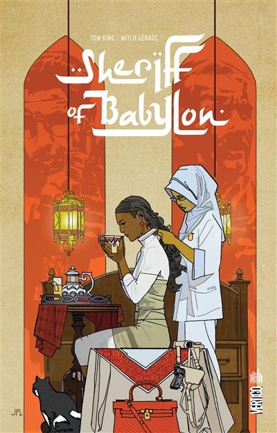 Sheriff of Babylon / scénario, Tom King   King, Tom (1978-.....). Auteur