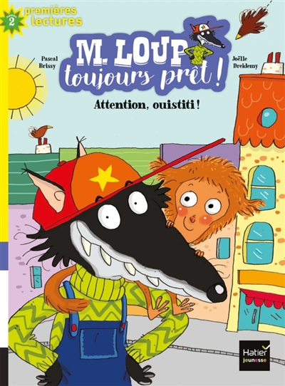 M. Loup toujours prêt !. Vol. 6. Attention, ouistiti !