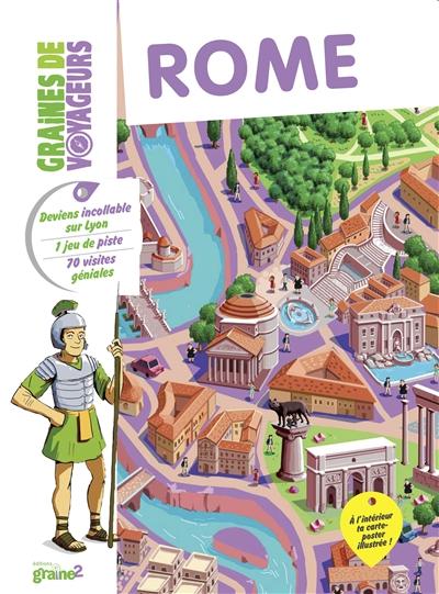 Rome | Alice Brière-Haquet (1979-....). Auteur
